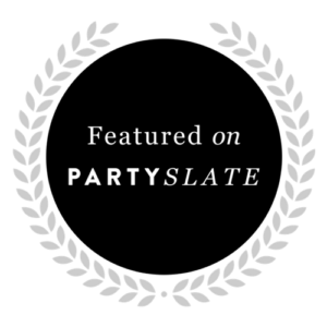 PartySlate badge