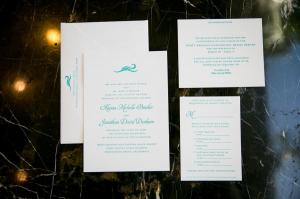 Christina Currie Events-wedding invitation