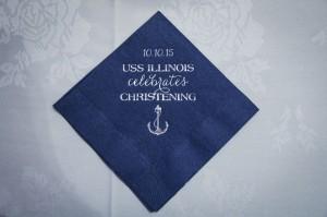 USS Illinois Christening copy